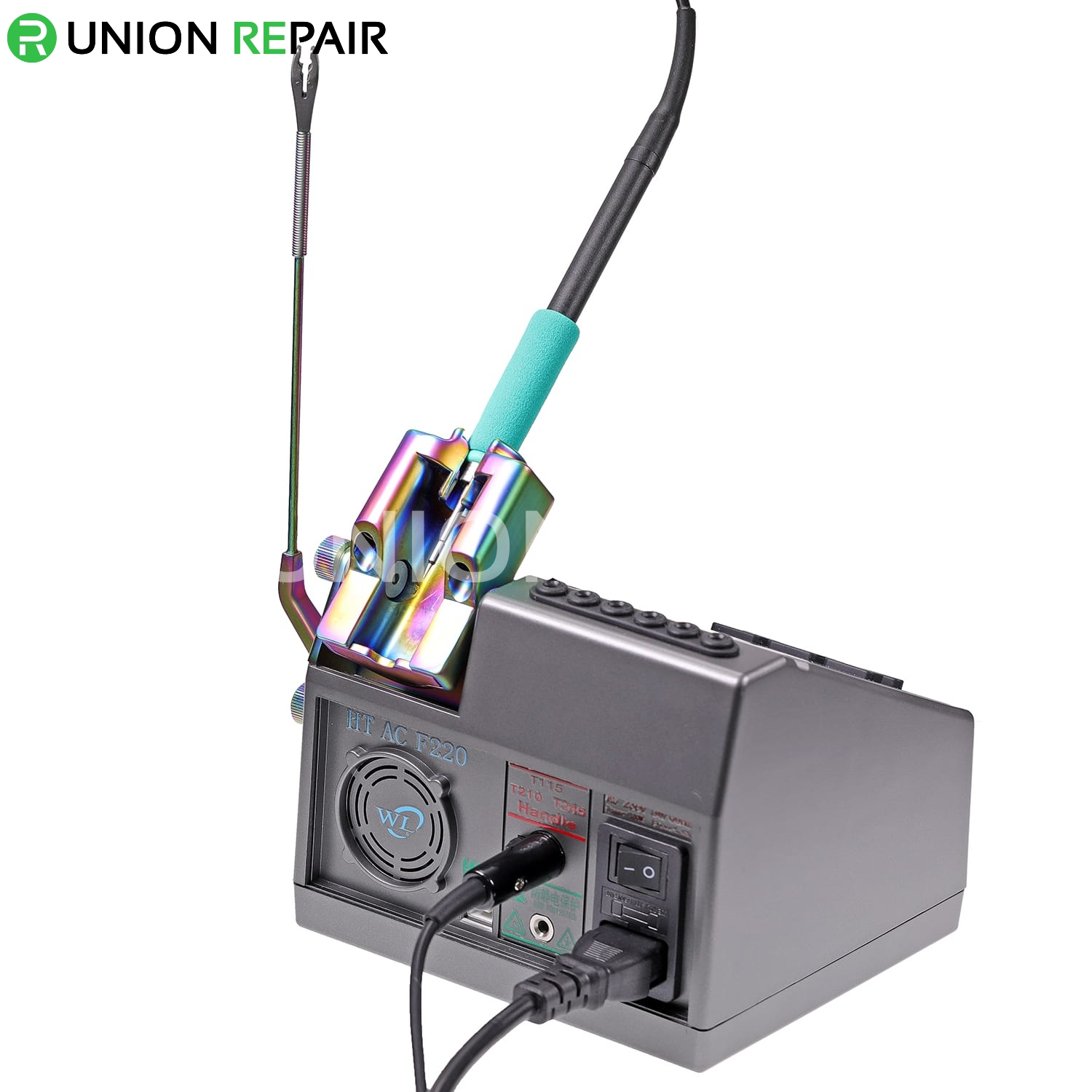 WL F220 Soldering Station with JBC C210 Handle