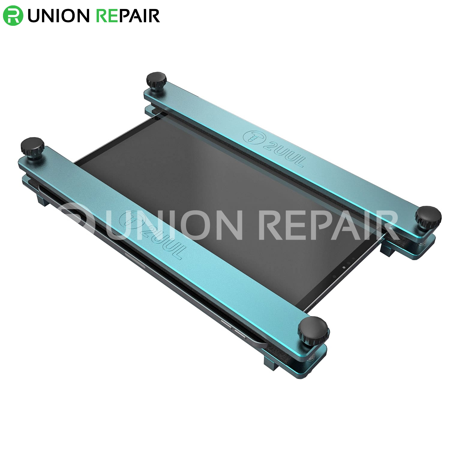 2UUL 3rd Gen Oversize Press Clamp for Phone Pad Glass Replacement (2pcs/pack)
