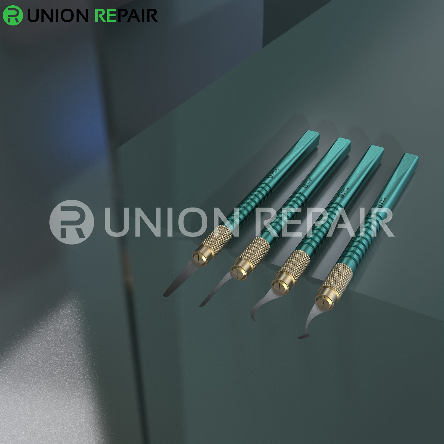 2UUL Hand Finish SEXY Blades Set for PCB Underfill Clean
