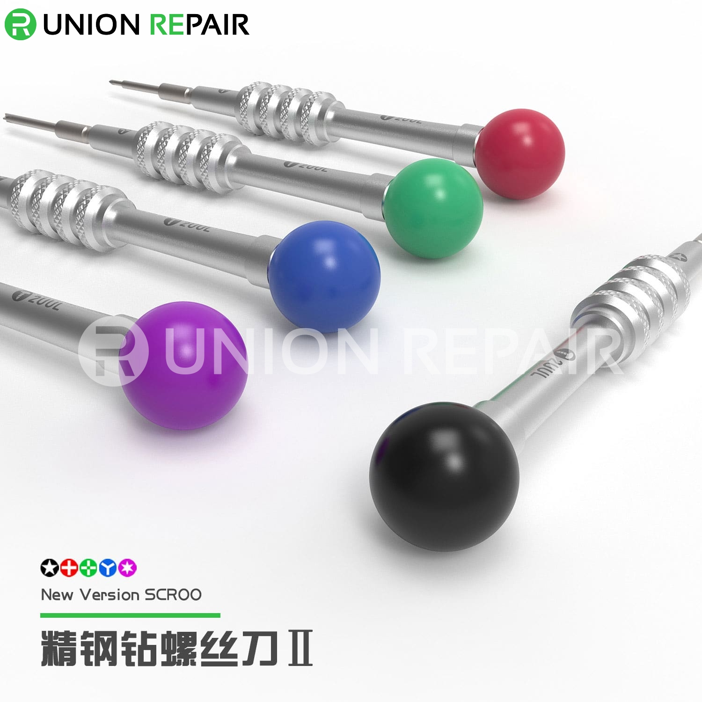 2UUL Scroo Lollipop Screwdriver 5pcs/set
