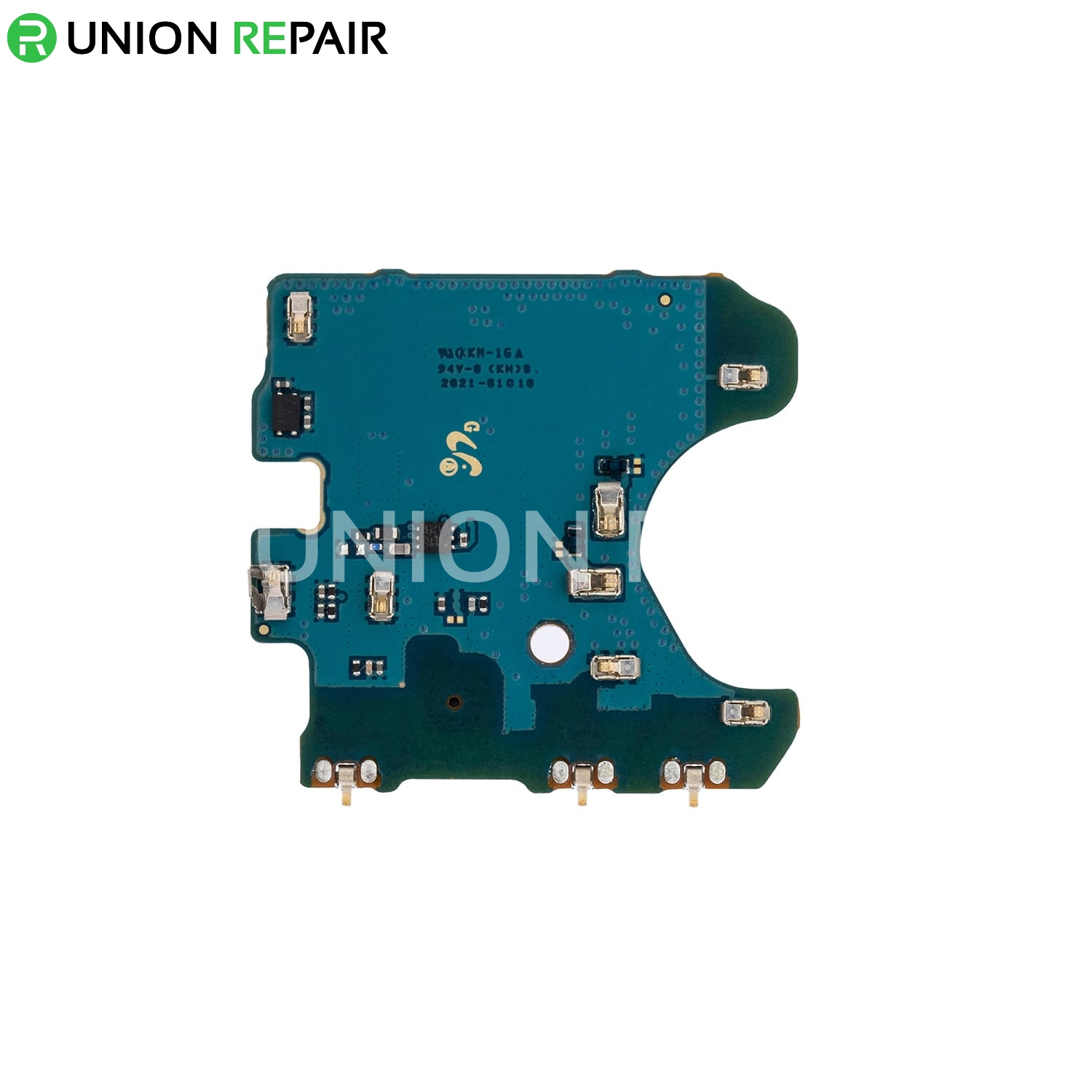 Replacement for Samsung Galaxy Note 20 SM-N981B Microphone PCB Board