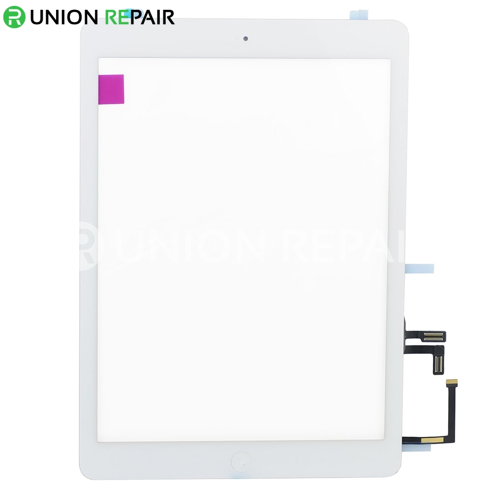 Replacement for iPad Air Touch Screen Assembly - White