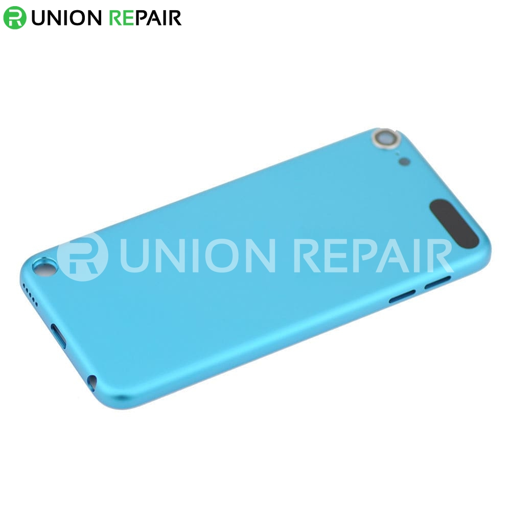 Replacement for iPod Touch 5th Gen Back Cover Blue