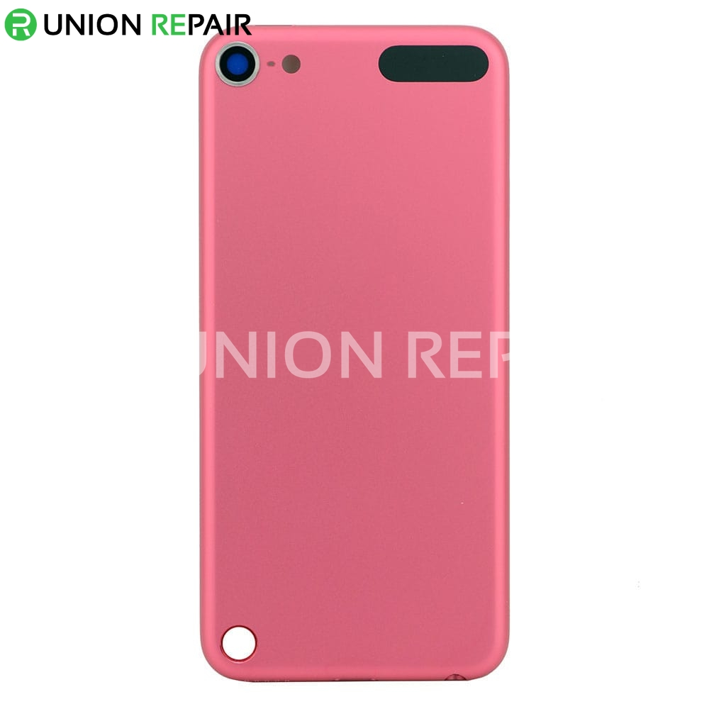 Replacement For Ipod Touch 5th Gen Back Cover Pink Apple 6 64gb