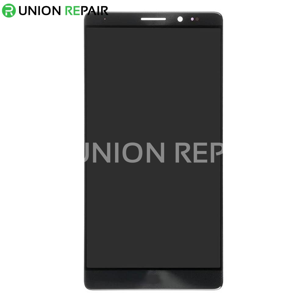 Replacement For Huawei Mate 8 LCD with Digitizer Assembly - Black
