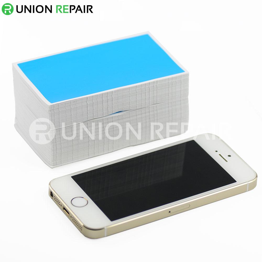 Cellphone LCD Screen Dust Clean Film 200Pcs/Pack