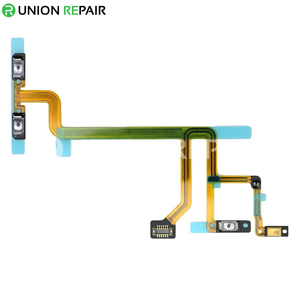 Replacement for iPod Touch 5th Gen 16GB Power On/Off Flex Cable 821-1812-A