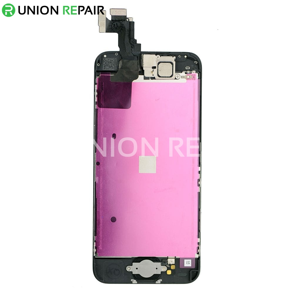 iphone 5c screen replacement cost replacement for iphone 5c lcd screen assembly black 4183