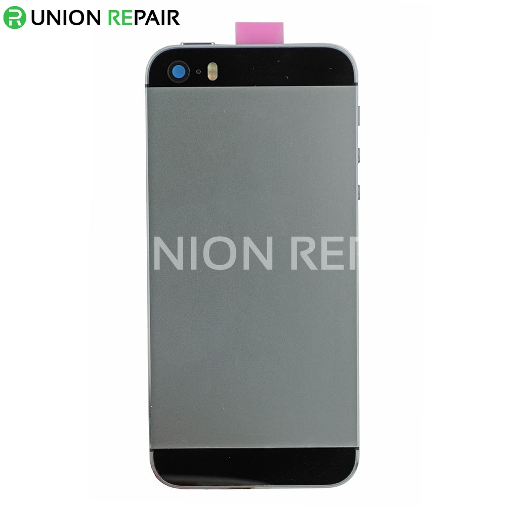 iphone 5s back replacement for iphone 5s back cover assembly gray 1398