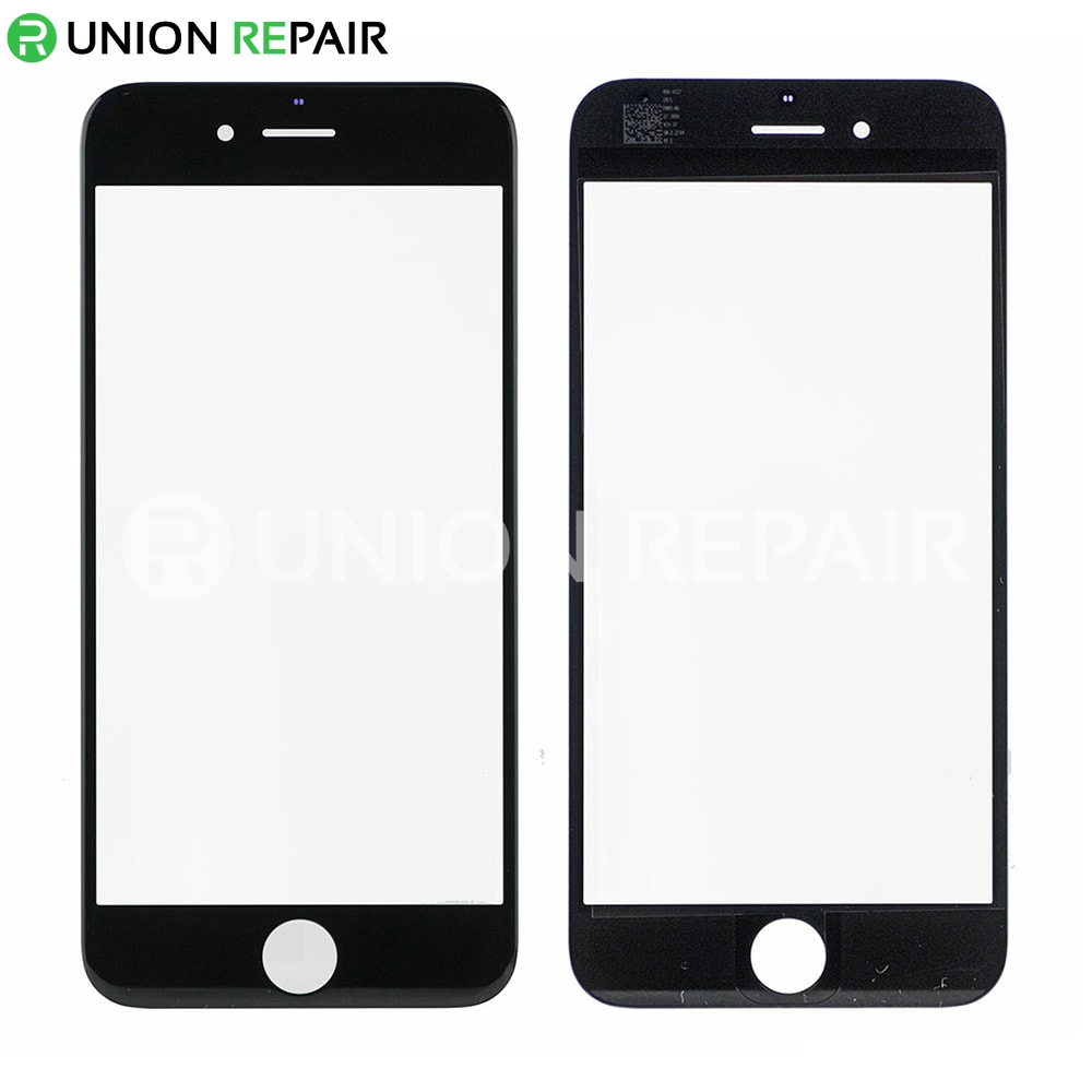 iphone 6 glass replacement replacement for iphone 6 front glass black 14977