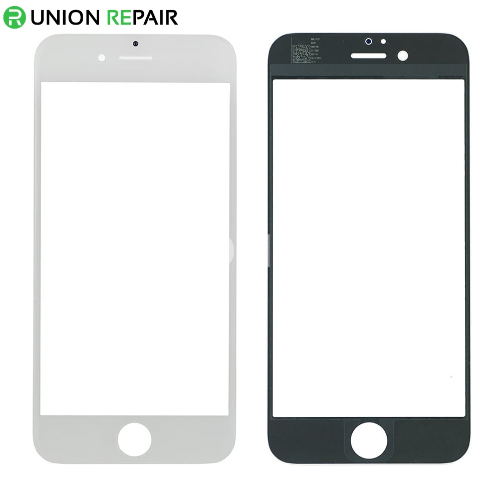 iphone glass replacement replacement for iphone 6 front glass white 7679