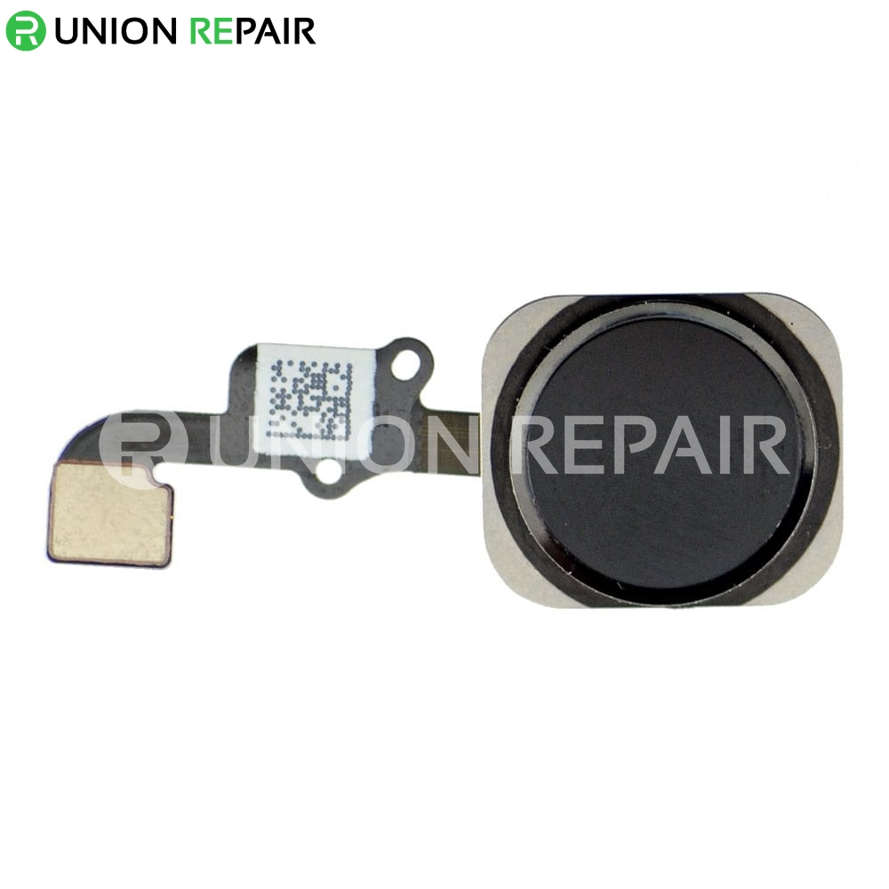 Replacement For Iphone 6 6 Plus Home Button Assembly Black