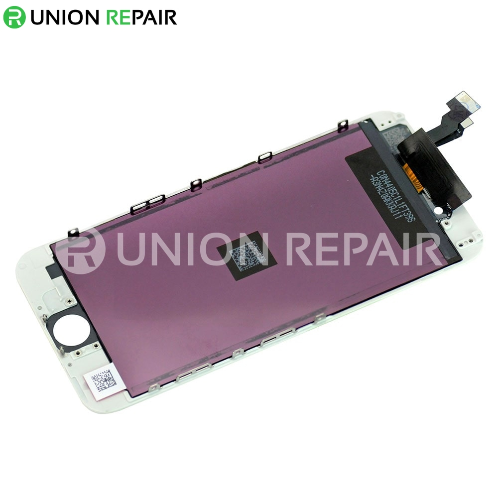 iphone 6 digitizer replacement replacement for iphone 6 lcd with digitizer assembly white 14965
