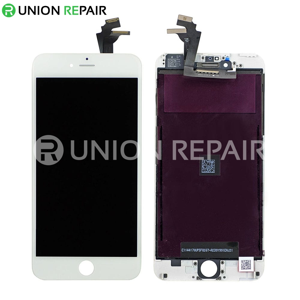 Replacement for iPhone 6 Plus LCD with Digitizer Assembly - White
