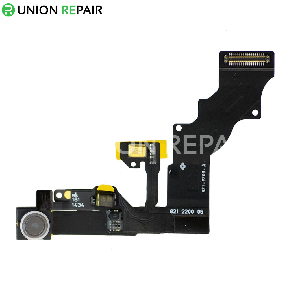buy online fccb8 9d17a Replacement for iPhone 6 Plus Ambient Light Sensor with Front Camera Flex  Cable