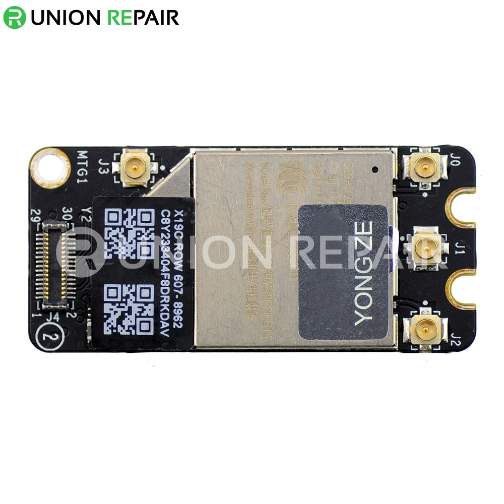 WiFi/Bluetooth Card #BCM94331PCIEBT4CAX for MacBook Pro ... on