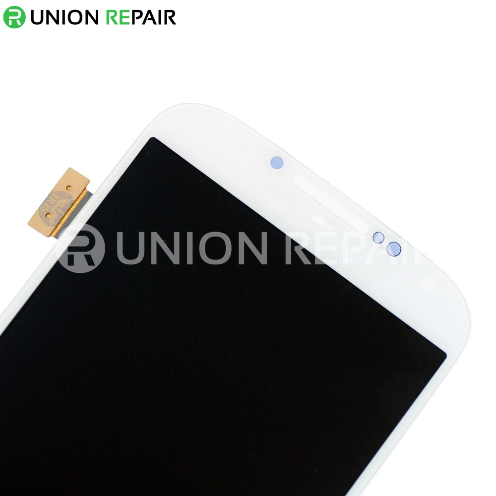 Replacement for Samsung Galaxy S4 i9500 LCD with Digitizer White
