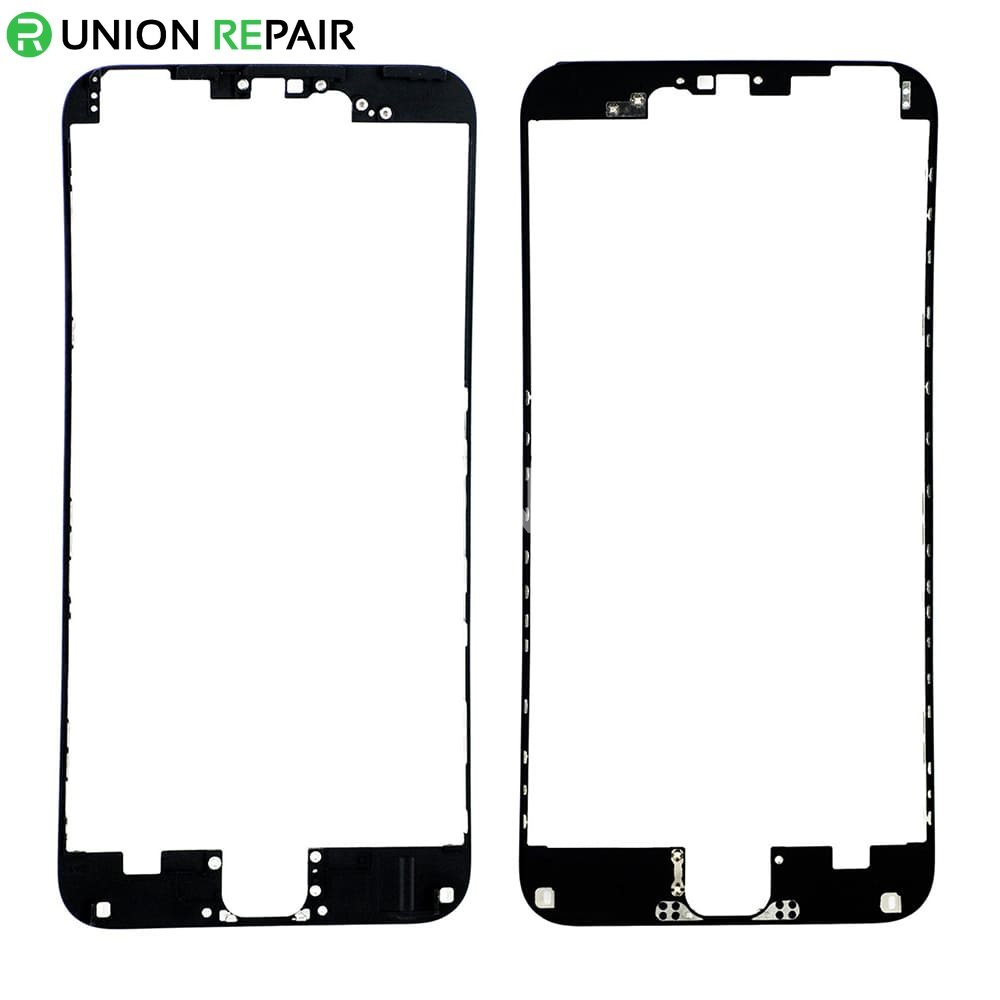 on sale 073f6 24f50 Replacement for iPhone 6 Plus Front Supporting Frame - Black