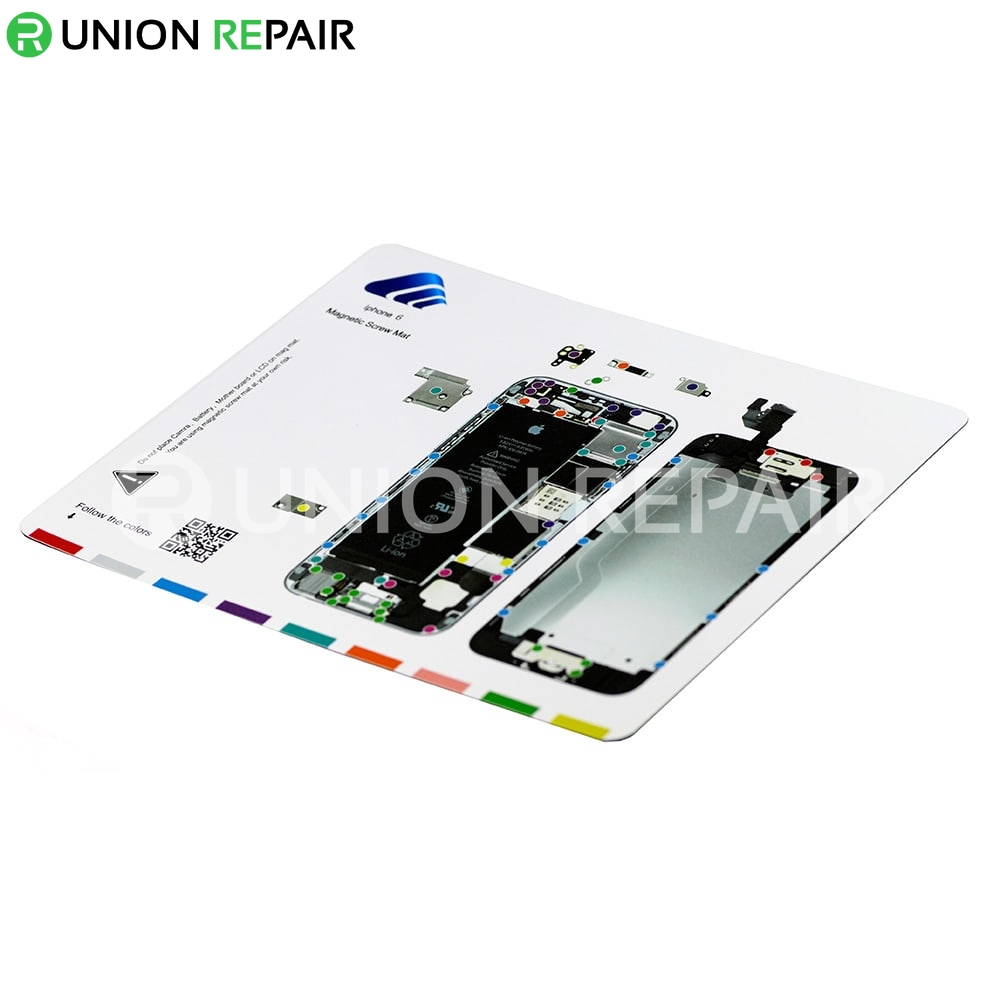 Magnetic Screw Mat for iPhone 6