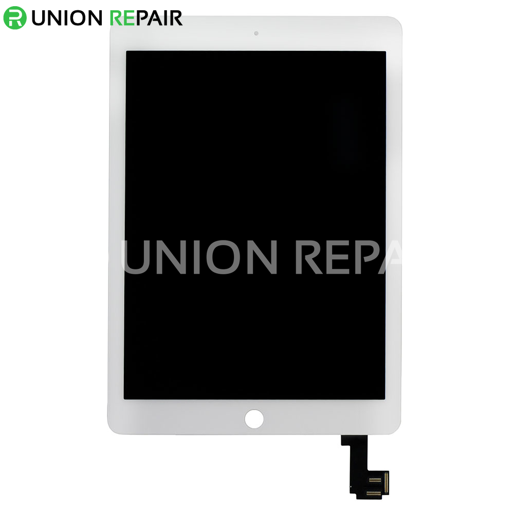 Premium Digitier Touch Screen Glass LCD Replacement For iPad Air 2 Black