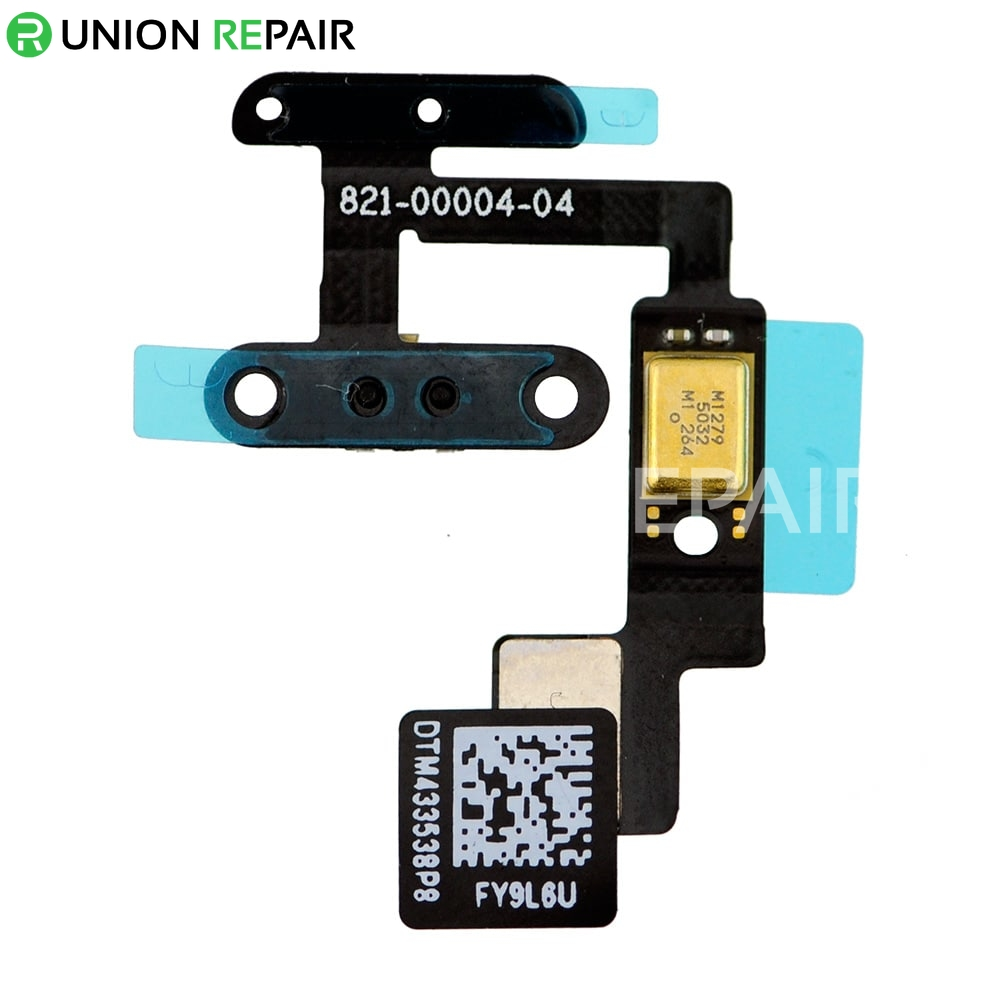 Replacement for iPad Air 2 Power Button Flex Cable