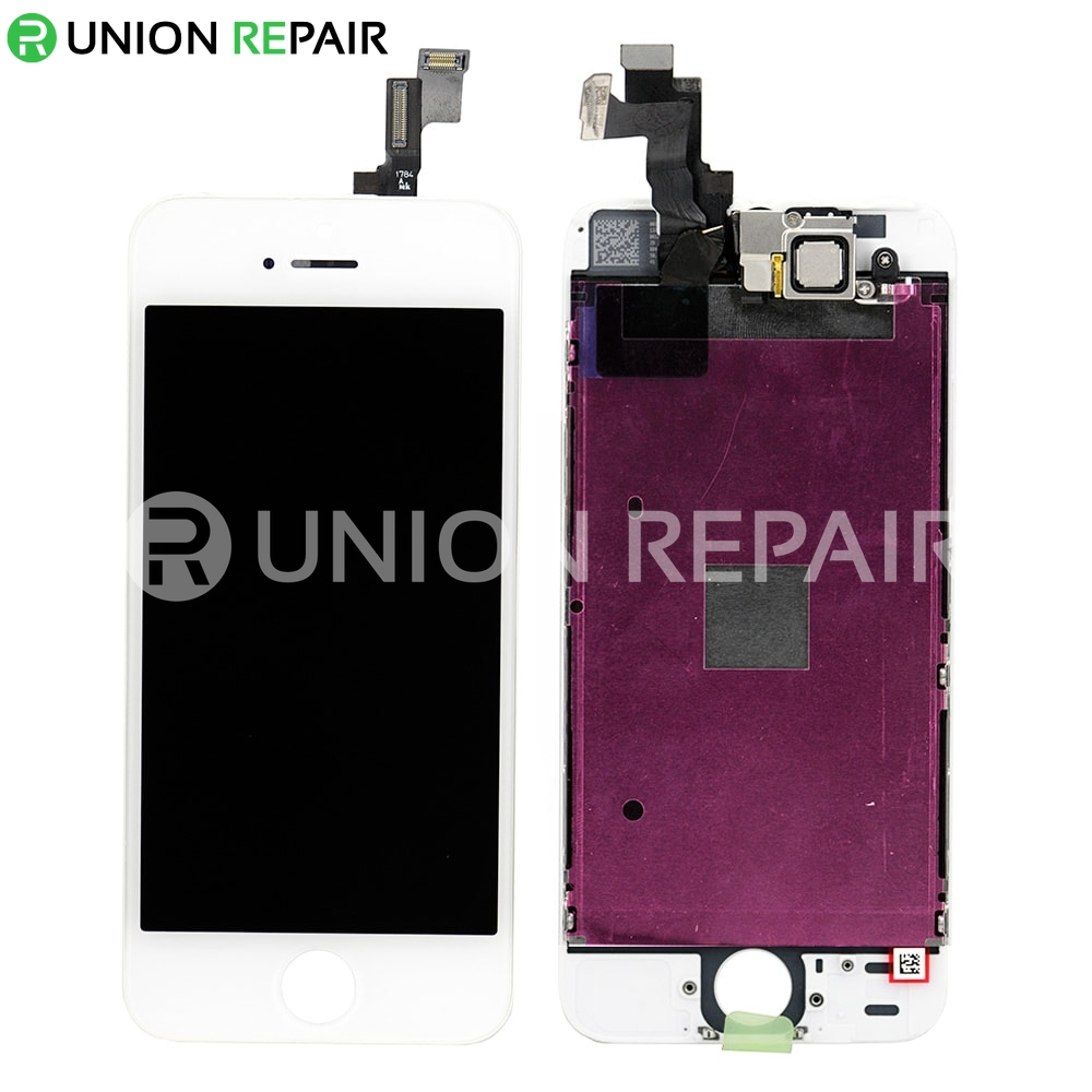 iphone home button on screen replacement for iphone 5s lcd screen assembly without 17655