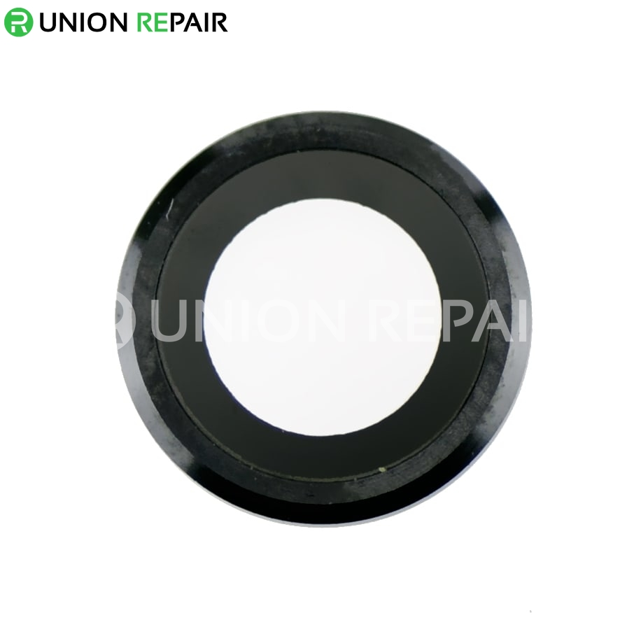 on sale 47cee f9150 Replacement for iPhone 6 Plus/6S Plus Rear Camera Holder with Lens - Gray