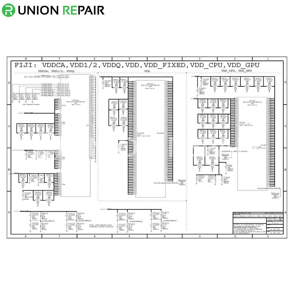 Ipad 3 Circuit Diagram - In-Depth Wiring Diagrams •
